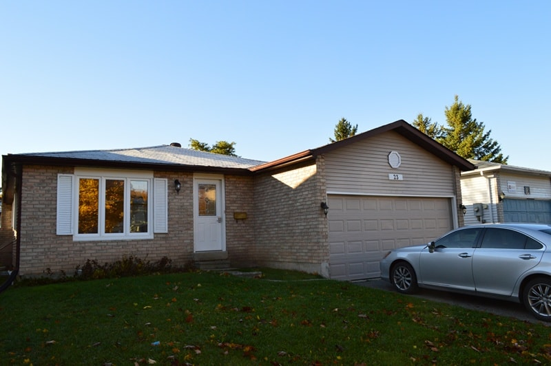 3 bedroom house rental north barrie hickling trail - How much to deep clean a 3 bedroom house ...