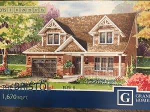 Brand New Fully Detached – Nathan Crescent, Barrie