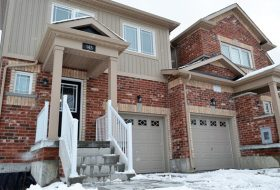 Brand New – 3 bed, 1.5 bath Townhouse, South Barrie