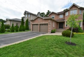 4 Bed, 3.5 Bath Family Home, Cumming Drive – South Barrie