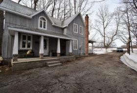 Penetanguishene Road, Springwater Township: Large 3 Bed, 1.5 Bath Country Home